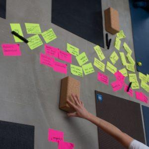 Yoga Thinking im Studio Ei 🥚Kommunikation Produkt Gestaltung 🥚