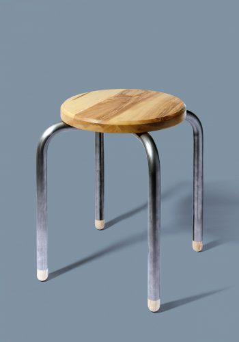 Hocker Mignon, Design: Jörg Quintern, Studio Ei Kommunikation Produkt Gestaltung
